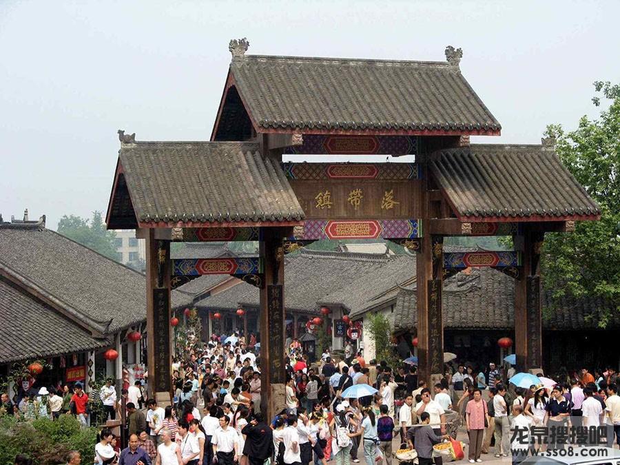 龙泉洛带古镇1-2日游