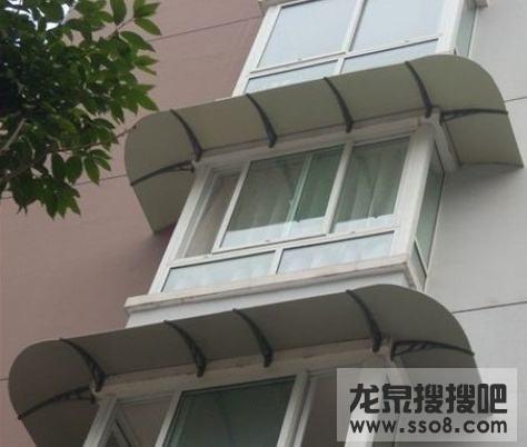 龙泉防护栏安装/雨棚安装